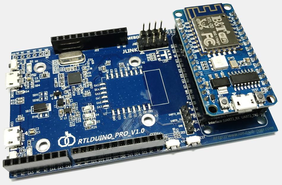 Ameba Arduino: Release & Plan – Realtek IoT/Arduino Solution