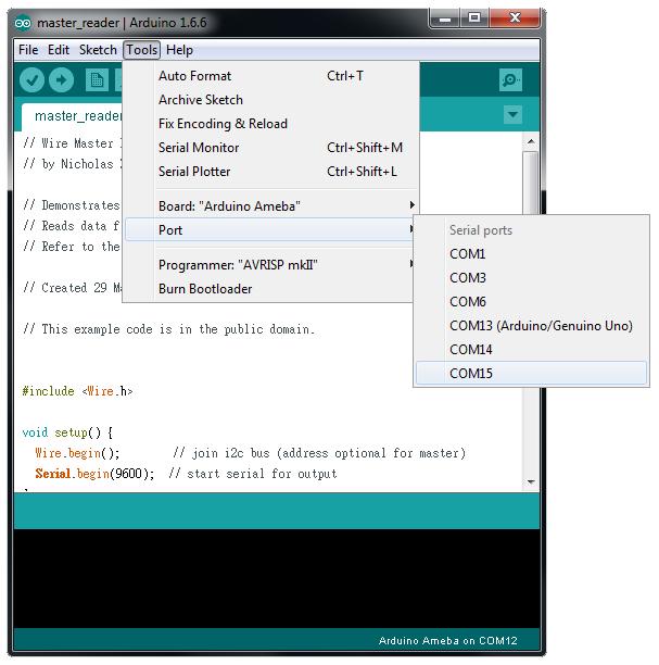 Arduino I2c Eeprom Programmer