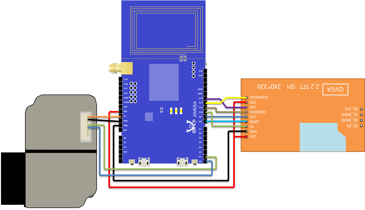 pillow tft lcd color monitor wiring diagram pictures to