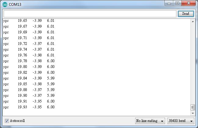 Ameba Arduino: [RTL8195] [RTL8710] MPU6050 – Using MPU6050 6-axis