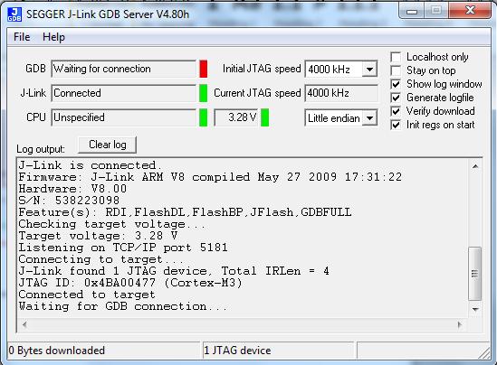 Standard SDK: Getting Started with RTL8195 – Realtek IoT